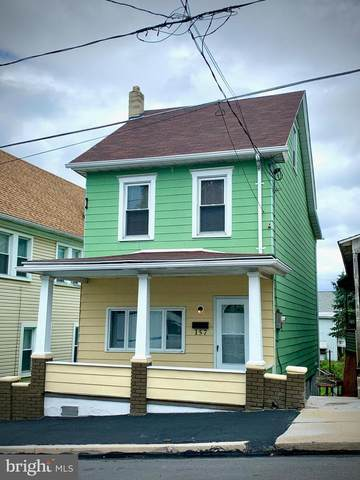 157 2ND Street, COALDALE, PA 18218 (#PASK2001476) :: The Craig Hartranft Team, Berkshire Hathaway Homesale Realty