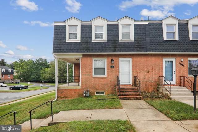 81 Watkins Park Drive #41, UPPER MARLBORO, MD 20774 (#MDPG2012496) :: Colgan Real Estate