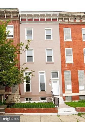 404 E North Avenue, BALTIMORE, MD 21202 (#MDBA2013086) :: New Home Team of Maryland