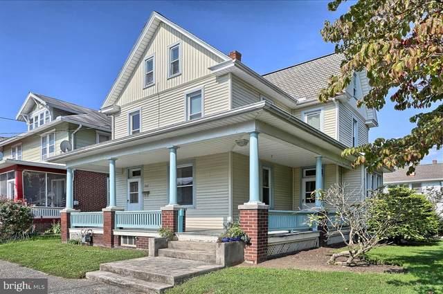 503 4TH Street, NEW CUMBERLAND, PA 17070 (#PACB2003324) :: McCallister Myers & Associates