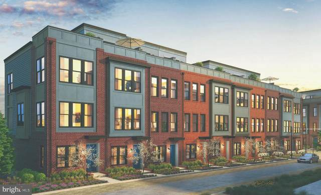339 Riggs Road NE Barnett W/Loft , WASHINGTON, DC 20011 (#DCDC2014278) :: Betsher and Associates Realtors