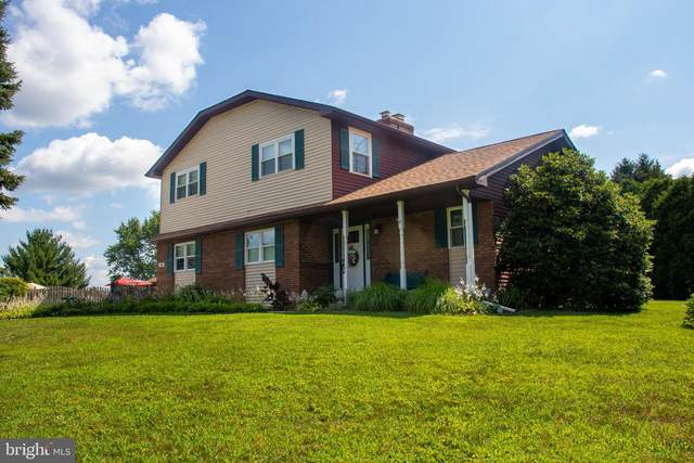 3305 Lineboro Rd, MANCHESTER, MD 21102 (#MDCR2002584) :: The Miller Team