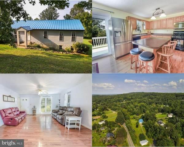 9586 Elihu Hill Road, MARSHALL, VA 20115 (#VAFQ2001414) :: A Magnolia Home Team