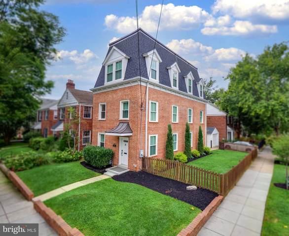4201 Harrison Street NW, WASHINGTON, DC 20015 (#DCDC2014298) :: The Team Sordelet Realty Group