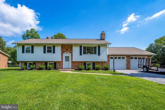 8109 Runnymeade Drive, FREDERICK, MD 21702 (#MDFR2006164) :: The MD Home Team
