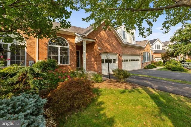212 N View Circle, WARRENTON, VA 20186 (#VAFQ2001422) :: The Matt Lenza Real Estate Team