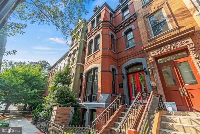 1215 N Street NW #2, WASHINGTON, DC 20005 (#DCDC2014322) :: Integrity Home Team