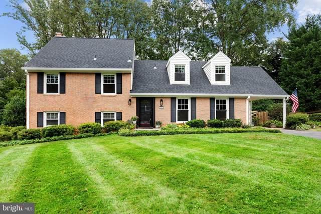 9609 Jomar Drive, FAIRFAX, VA 22032 (#VAFX2022946) :: The Maryland Group of Long & Foster Real Estate
