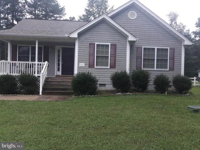 517 Smith Drive, RUTHER GLEN, VA 22546 (#VACV2000536) :: Shamrock Realty Group, Inc