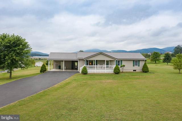 2061 Old Fields Rd, OLD FIELDS, WV 26845 (#WVHD2000300) :: Berkshire Hathaway HomeServices McNelis Group Properties