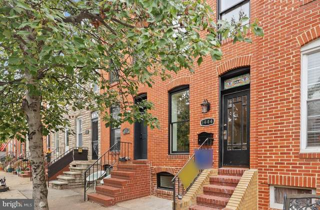 1444 Andre Street, BALTIMORE, MD 21230 (#MDBA2013142) :: New Home Team of Maryland