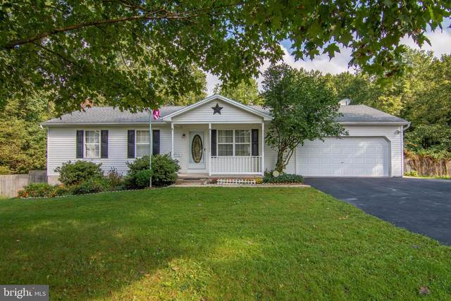 70 Sandy Circle, MANCHESTER, PA 17345 (#PAYK2006518) :: Murray & Co. Real Estate