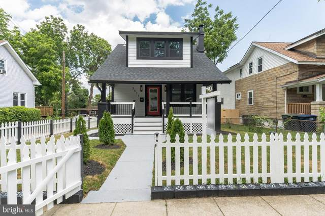 3511 17TH Street NE, WASHINGTON, DC 20018 (#DCDC2014374) :: VSells & Associates of Compass