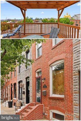 2505 Fleet Street, BALTIMORE, MD 21224 (#MDBA2013162) :: Crews Real Estate