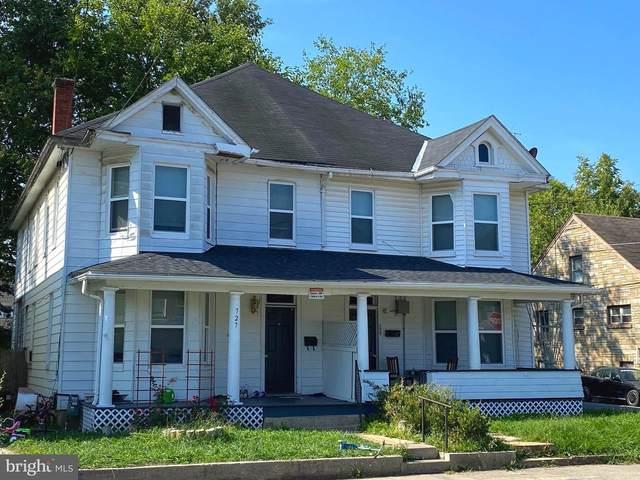 727 / 729 W King Street, MARTINSBURG, WV 25401 (#WVBE2002796) :: Potomac Prestige