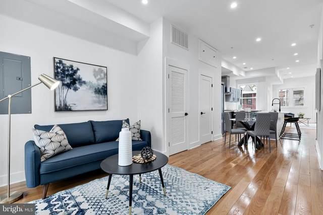 1468 Newton Street NW #2, WASHINGTON, DC 20010 (#DCDC2014394) :: Crossman & Co. Real Estate