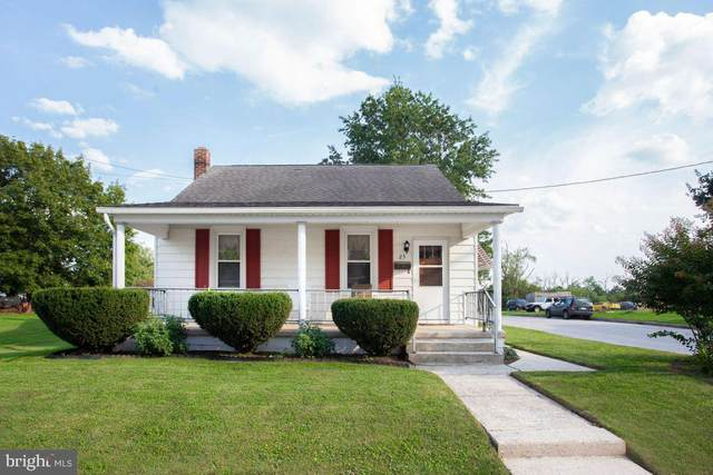 25 Pleasant Street, NEW OXFORD, PA 17350 (#PAAD2001432) :: The Joy Daniels Real Estate Group