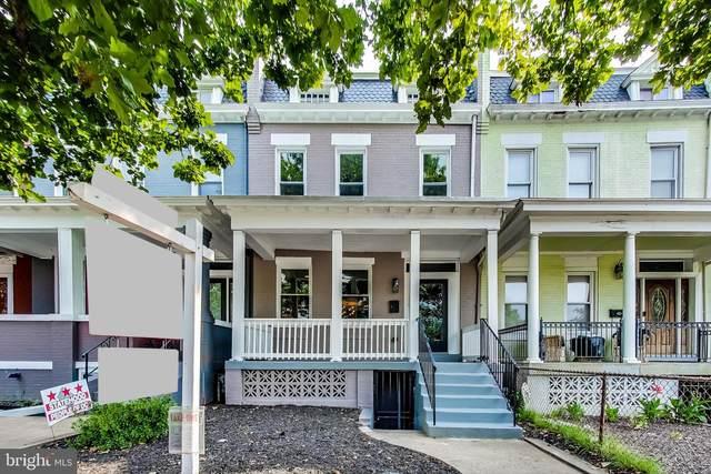 2607 N Capitol Street NE, WASHINGTON, DC 20002 (#DCDC2014398) :: Crossman & Co. Real Estate