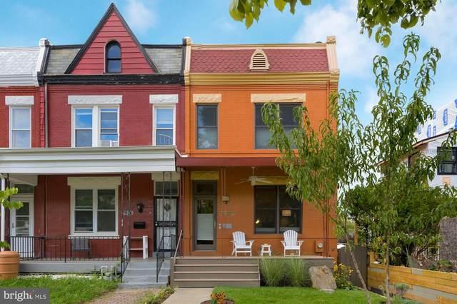 3928 Illinois Avenue NW, WASHINGTON, DC 20011 (#DCDC2014410) :: The MD Home Team