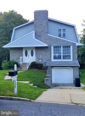106 Overhill Avenue, PHILADELPHIA, PA 19116 (#PAPH2031596) :: Shamrock Realty Group, Inc