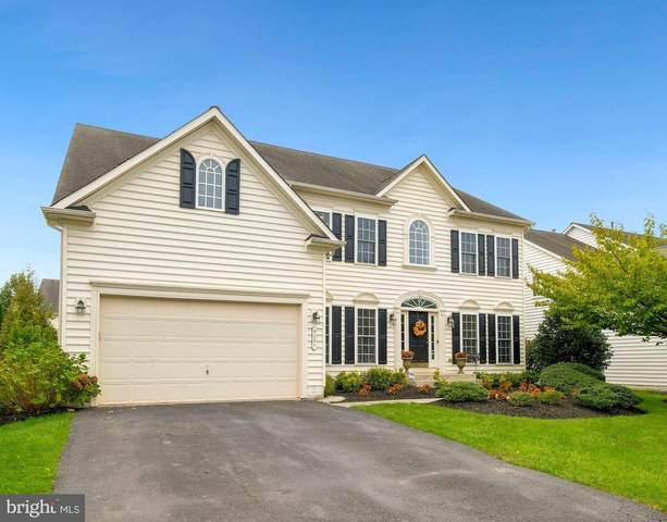 9221 Shafers Mill Drive, FREDERICK, MD 21704 (#MDFR2006204) :: Shawn Little Team of Garceau Realty