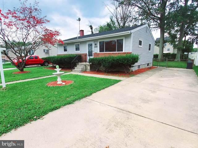 1103 Dorchester Avenue, BALTIMORE, MD 21207 (#MDBC2011738) :: Debbie Jett