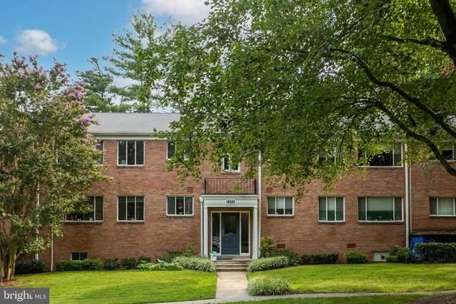 10505 Montrose Avenue M-201, BETHESDA, MD 20814 (#MDMC2016874) :: Dart Homes