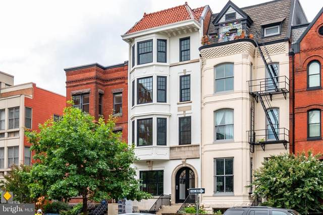 1412 15TH Street NW #4, WASHINGTON, DC 20005 (#DCDC2014422) :: SURE Sales Group