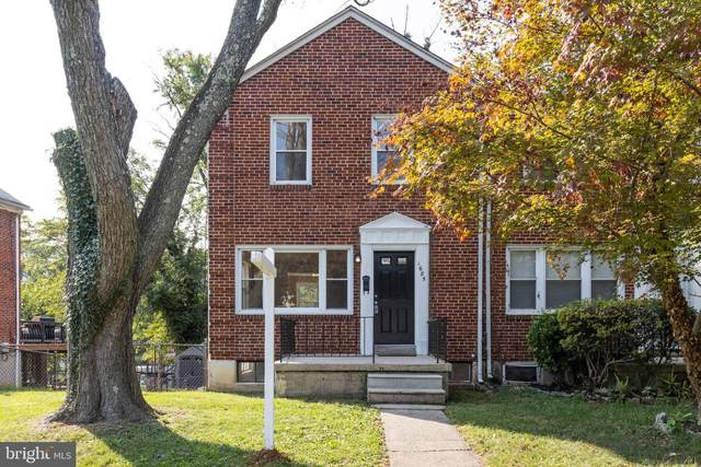1685 Kirkwood Road, GWYNN OAK, MD 21207 (#MDBC2011740) :: Betsher and Associates Realtors