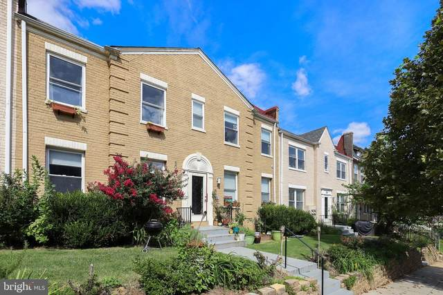 306 Todd Place NE #1, WASHINGTON, DC 20002 (#DCDC2014426) :: The Maryland Group of Long & Foster Real Estate