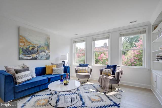 1201 O Street NW 2A, WASHINGTON, DC 20005 (#DCDC2014432) :: Crossman & Co. Real Estate
