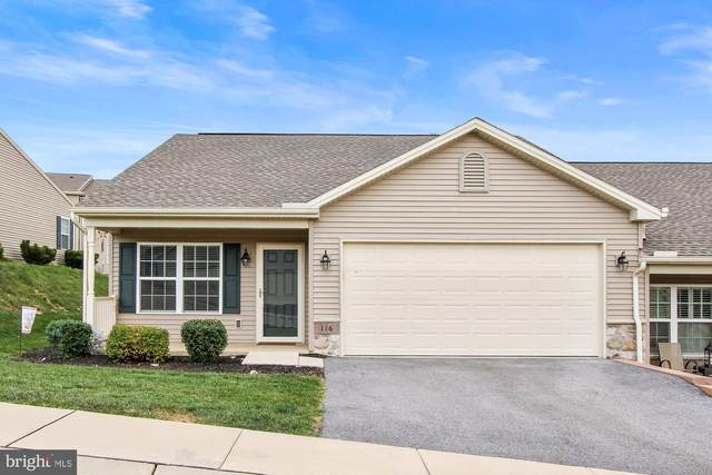 116 Shetland Drive, RED LION, PA 17356 (#PAYK2006548) :: TeamPete Realty Services, Inc