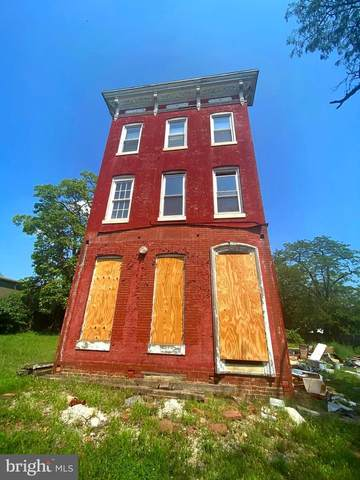 3422 Frederick Avenue, BALTIMORE, MD 21229 (#MDBA2013184) :: The Schiff Home Team