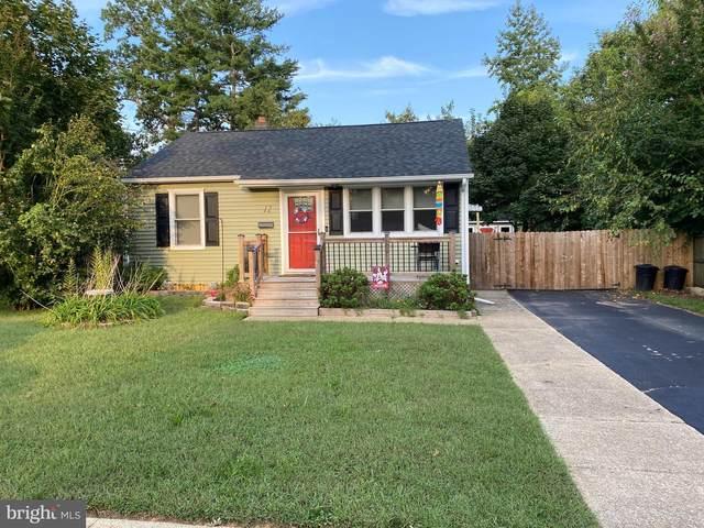 12 Camac Avenue, MAYS LANDING, NJ 08330 (MLS #NJAC2001216) :: The Dekanski Home Selling Team