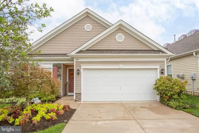299 Bridgewater Circle, FREDERICKSBURG, VA 22406 (#VAST2003664) :: Murray & Co. Real Estate