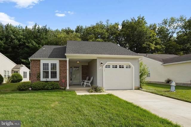 26 Falmouth Drive, MOUNT LAUREL, NJ 08054 (#NJBL2007828) :: Rowack Real Estate Team