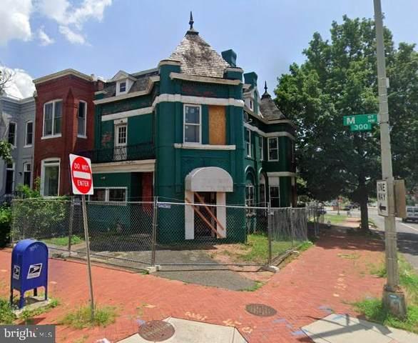 318 M Street NW, WASHINGTON, DC 20001 (#DCDC2014442) :: Bic DeCaro & Associates
