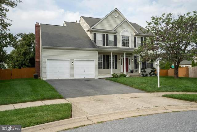 4884 Meridian Court, FREDERICK, MD 21703 (#MDFR2006214) :: Integrity Home Team