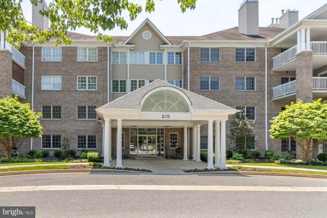 215 Belmont Forest Court #202, LUTHERVILLE TIMONIUM, MD 21093 (#MDBC2011750) :: The Dailey Group