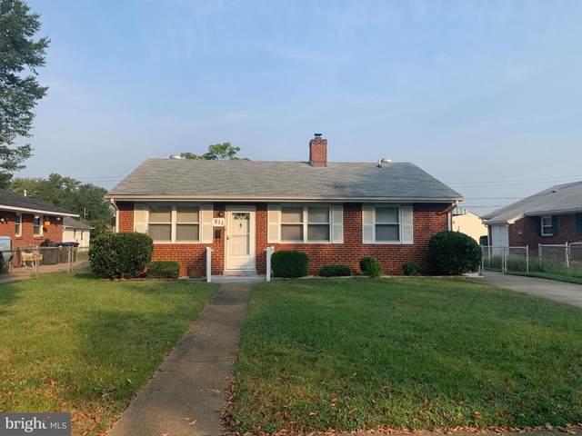 511 Woodford Street, FREDERICKSBURG, VA 22401 (#VAFB2000556) :: RE/MAX Cornerstone Realty