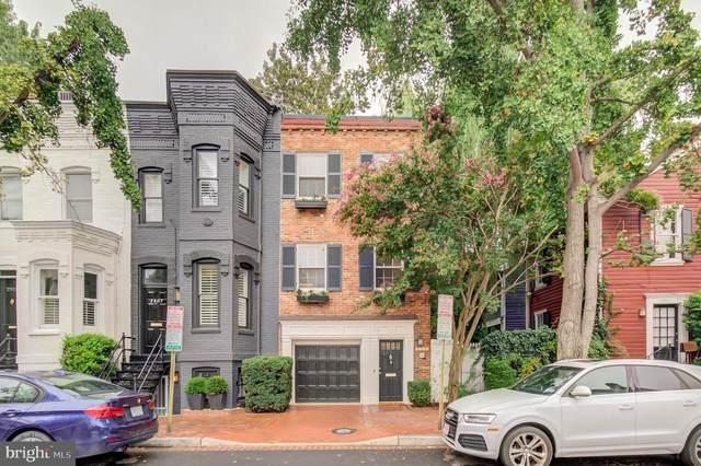 2905 Olive Street NW, WASHINGTON, DC 20007 (#DCDC2014448) :: LoCoMusings