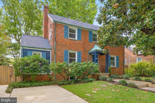 418 Mansfield Road, SILVER SPRING, MD 20910 (#MDMC2016916) :: The Sky Group