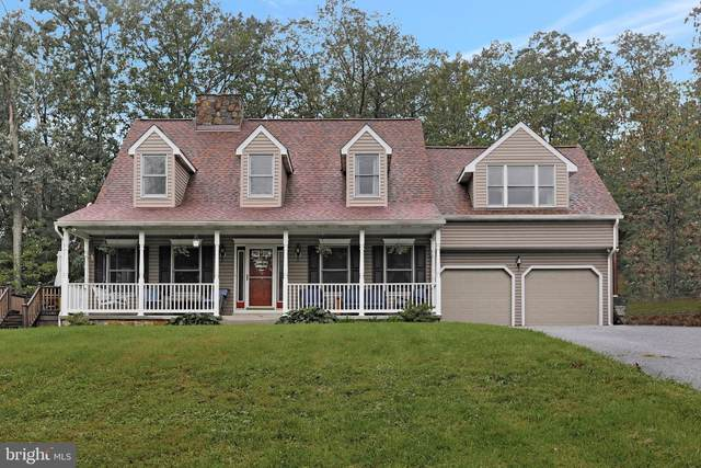 15360 Kelbaugh Road, THURMONT, MD 21788 (#MDFR2006220) :: The Maryland Group of Long & Foster Real Estate