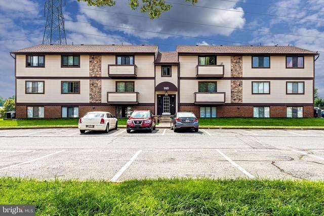 995-B Heather Ridge Drive 4B, FREDERICK, MD 21702 (#MDFR2006222) :: Murray & Co. Real Estate