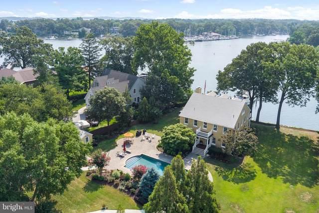 709 Dividing Road, SEVERNA PARK, MD 21146 (#MDAA2010518) :: Berkshire Hathaway HomeServices PenFed Realty