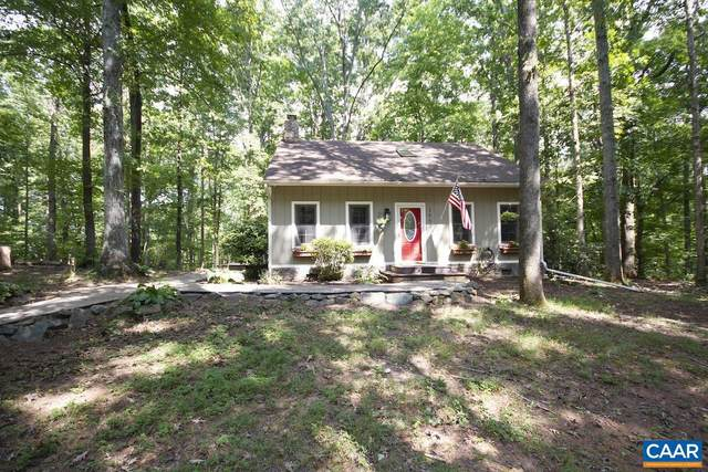 1460 Canfield Ln, CHARLOTTESVILLE, VA 22903 (#622295) :: Network Realty Group