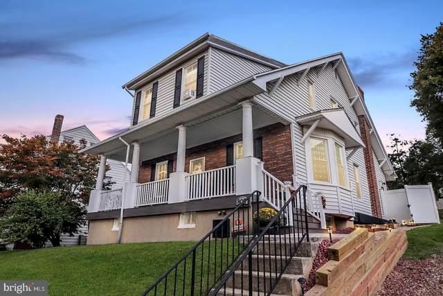 808 Pottsville Street, POTTSVILLE, PA 17901 (#PASK2001494) :: The Craig Hartranft Team, Berkshire Hathaway Homesale Realty