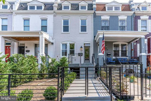 2121 4TH Street NE #1, WASHINGTON, DC 20002 (#DCDC2014466) :: The Maryland Group of Long & Foster Real Estate