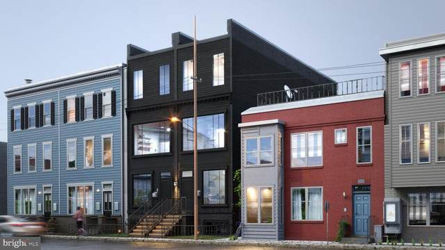 1921 Capitol Avenue NE #2, WASHINGTON, DC 20002 (#DCDC2014480) :: The Maryland Group of Long & Foster Real Estate