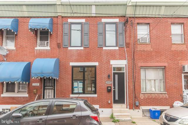 2337 S Hutchinson Street, PHILADELPHIA, PA 19148 (#PAPH2031738) :: The Team Sordelet Realty Group